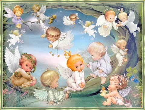 Image result for angel babies